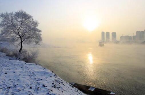 与冰雪密不可分的城市