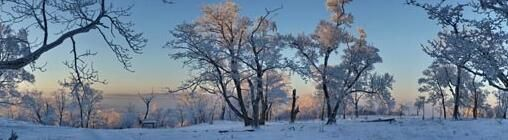 秀美通化—冬