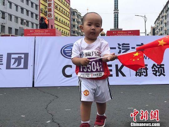 吉林国际马拉松激情开跑 中国选手包揽男女全程冠军