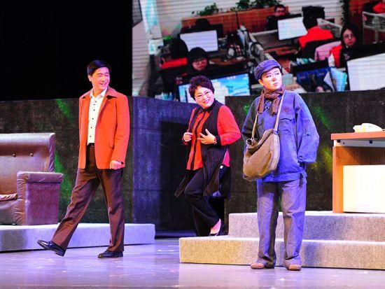《回家·宝贝》在浙江台州上演