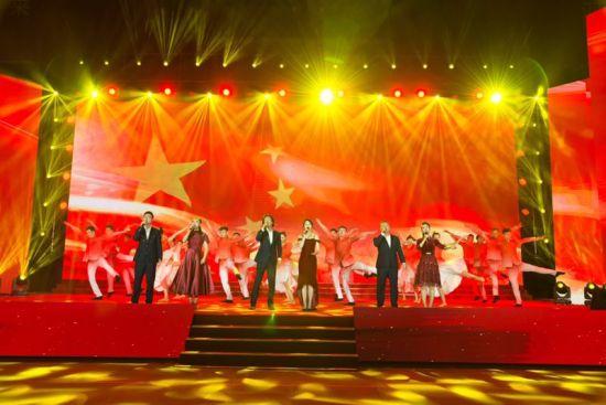 中央企业经典爱国主义歌曲歌咏展演在长春举行