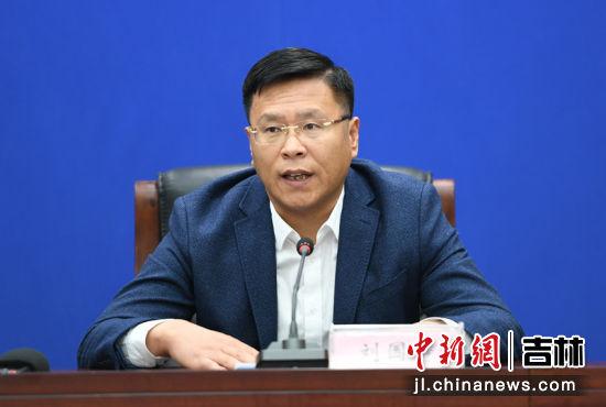 长春莲花山生态旅游度假区管委会副主任刘国涛