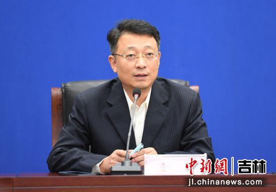 长春市文化广播电视和旅游局宣传处处长金勇