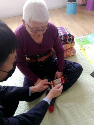 """""""云祭扫""""的方式开始在吉林省安图县流行"""
