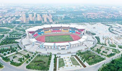 平度奥体中心项目体育场