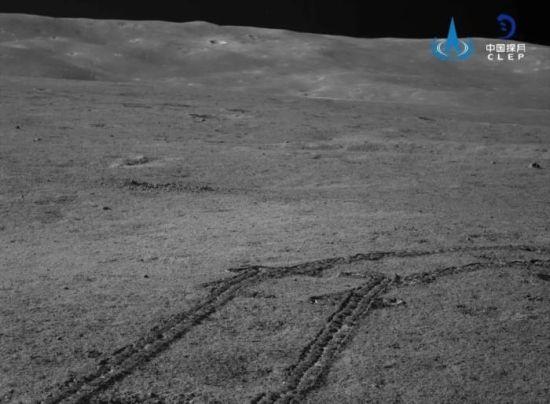 来源:中国探月工程官方微博