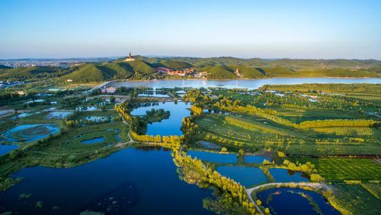 央视聚焦六鼎山文化旅游区生态美景