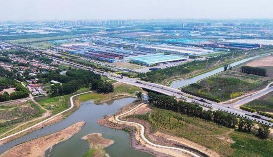 生产、生活、生态在长春国际汽车城共融