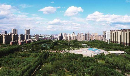绿色浸润国际汽车城