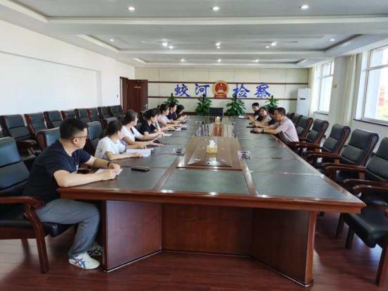 蛟河市检察院供图