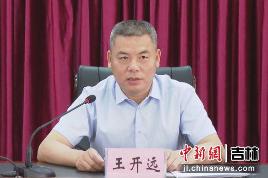 农安县委宣传部/供图