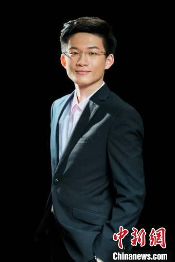 陈正勋的个人照。受访者提供