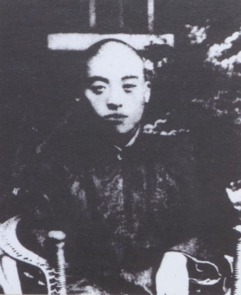 年轻时的杨靖宇(1905-1940)