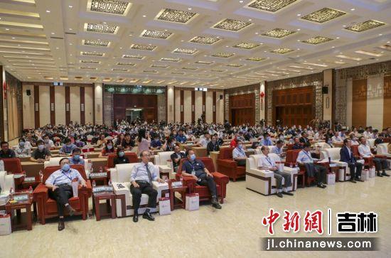 长白山融媒体中心/供图