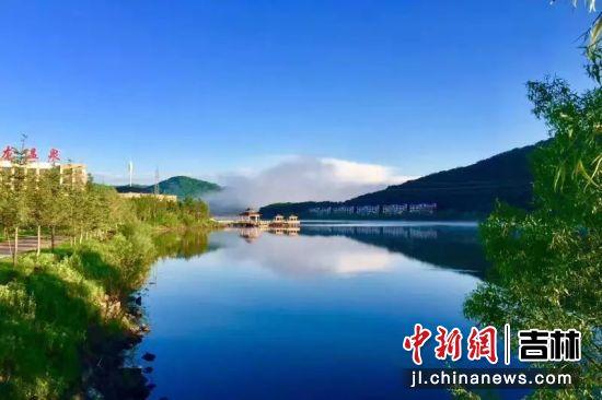 """""""塞外江南""""雁鸣湖!"""