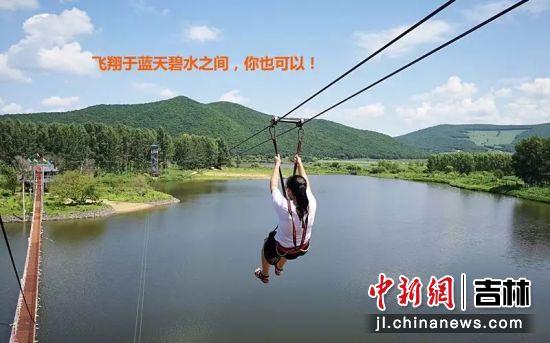 雁鸣湖镇/供图