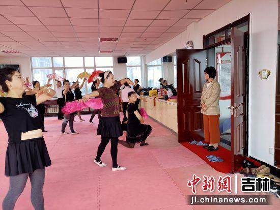 延边州委组织部非公党建办公室/供图
