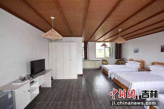 敦化大石头亚光湖国家湿地公园/供图