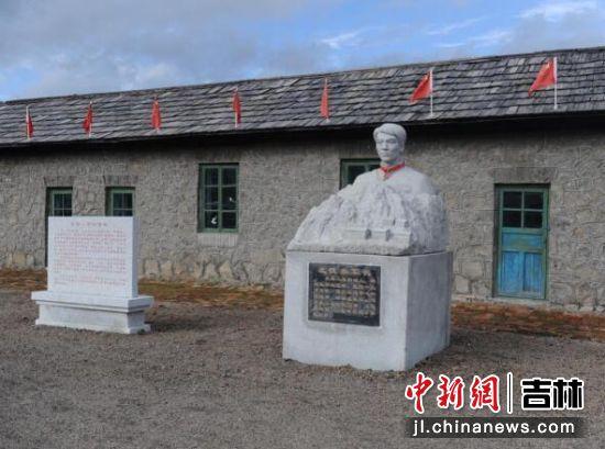 老黑河遗址博物馆外观 刘栋/供图