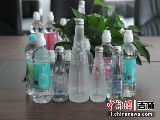 恒大冰泉系列产品 刘栋/供图