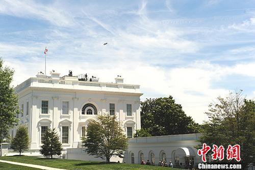 资料图:美国白宫。中新社记者 陈孟统 摄