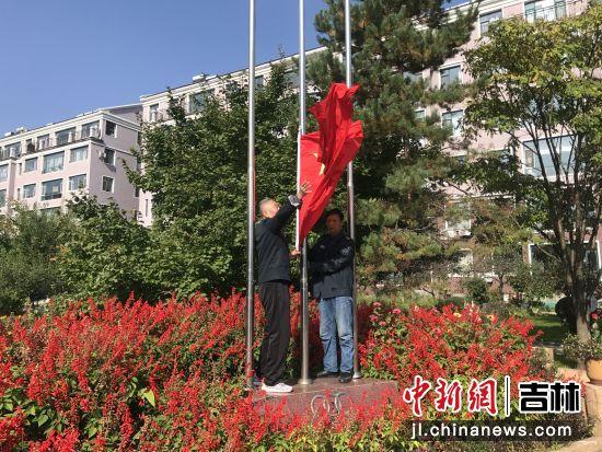 敦化市民主街林源社区党委/供图