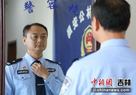 吉林省森林公安局/供图