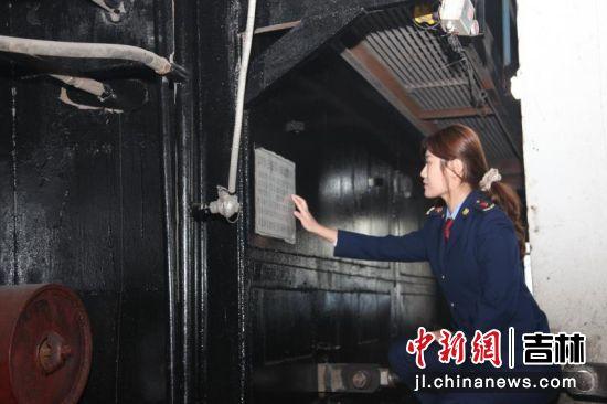 延吉市开展冬季供热锅炉安全检查