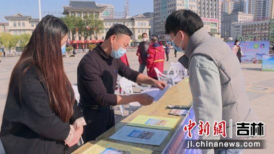 活动现场。延吉市委宣传部/供图