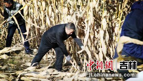 吉林省委统战部供图
