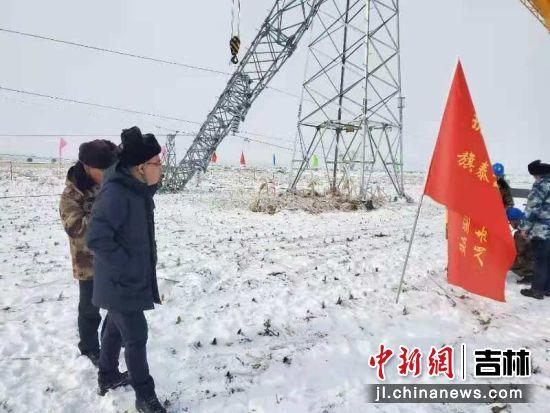 国网公主岭市供电公司/供图