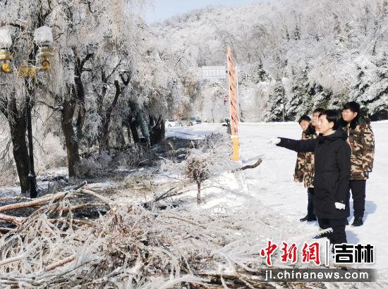 吉林敦化六鼎山文化旅游区/供图