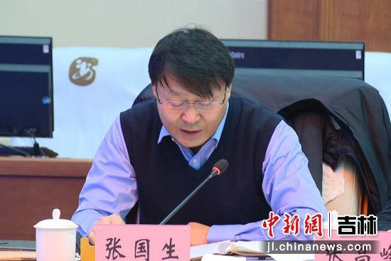 农安县检察院检察长张国生汇报了县检察院党组工作开展情况。