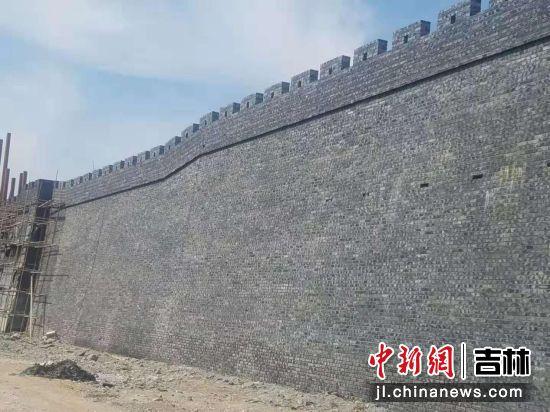 柳河县五道沟古城墙 旗胜/供图