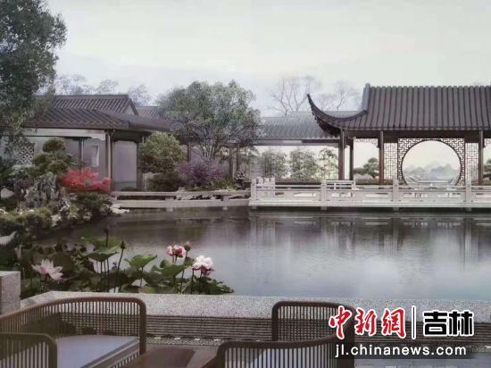 通化市江南小镇 旗胜/供图