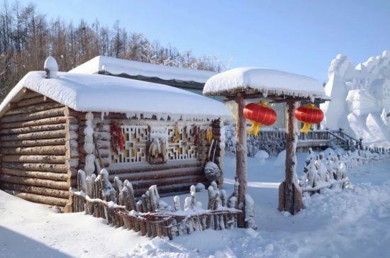 冬趣净月潭