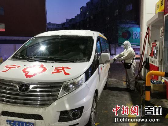 自1月12日吉林省出现新增无症状感染者后,中国石油吉林销售公司紧急调度指挥,省市县各层级各专业线高效联动,严密布防,全力应对,保障员工安全,保证能源供应。【详细】