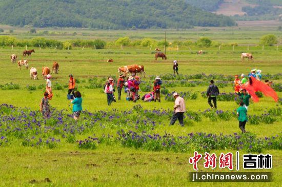 敦化市旅游业快速发展。敦化市委宣传部供图