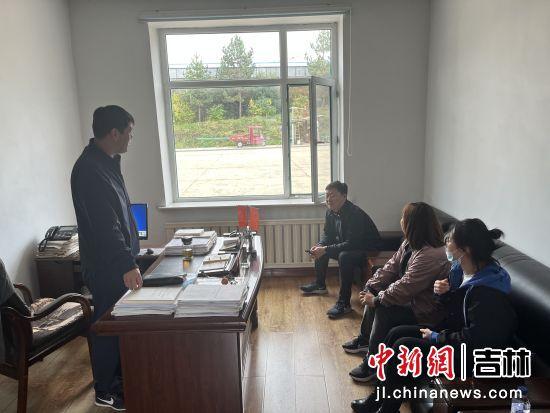 敦化市文广旅局开展国庆假期安全检查