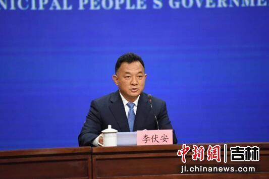 渤海银行党委书记、董事长李伏安。 渤海银行/供图