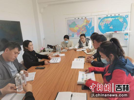 敦化市文广旅局到老白山调研冬季旅游项目【详细】