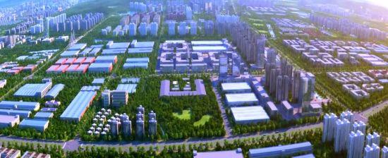 新安合作区:农安经济发展新引擎
