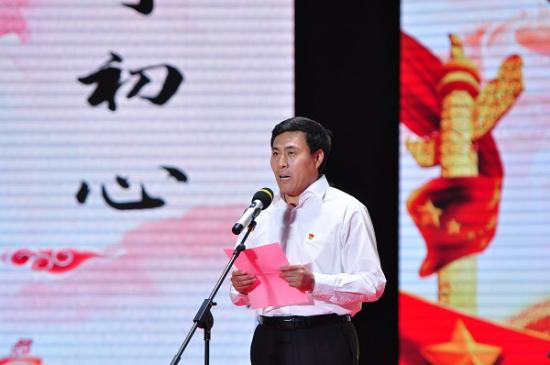 """邢台纪检监察系统""""歌唱祖国""""献礼新中国成立 70 周年"""