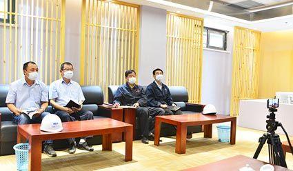 中国二十二冶平度奥体中心项目开