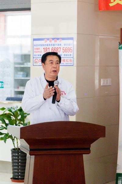 张焕军_吉林安贞医院院长张焕军讲话