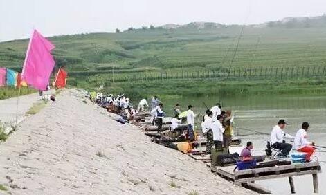 第三届向阳源山庄钓鱼赛成功举办