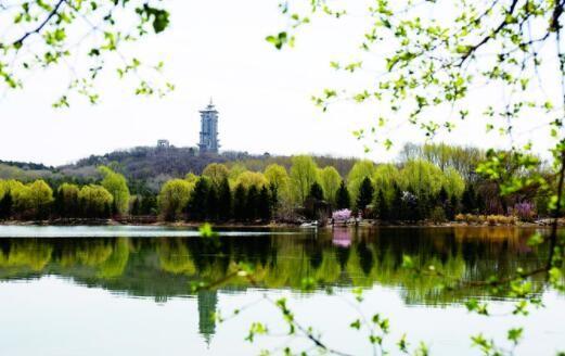 长春净月潭国家风景名胜区