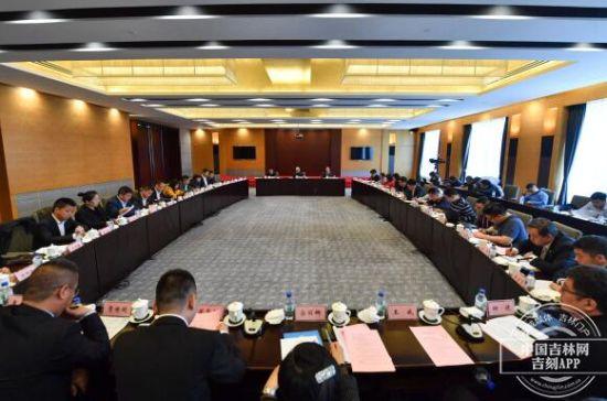 中央扫黑除恶第13督导组在吉林省召开座谈会